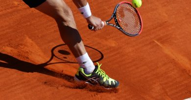 Cinco tenistas são excluídos da fase prévia de Roland Garros por covid 19