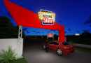 Cinema drive-in totalmente temático do Autocine Show
