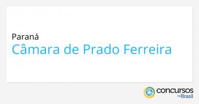 Concurso Câmara de Prado Ferreira   PR: cronograma reaberto