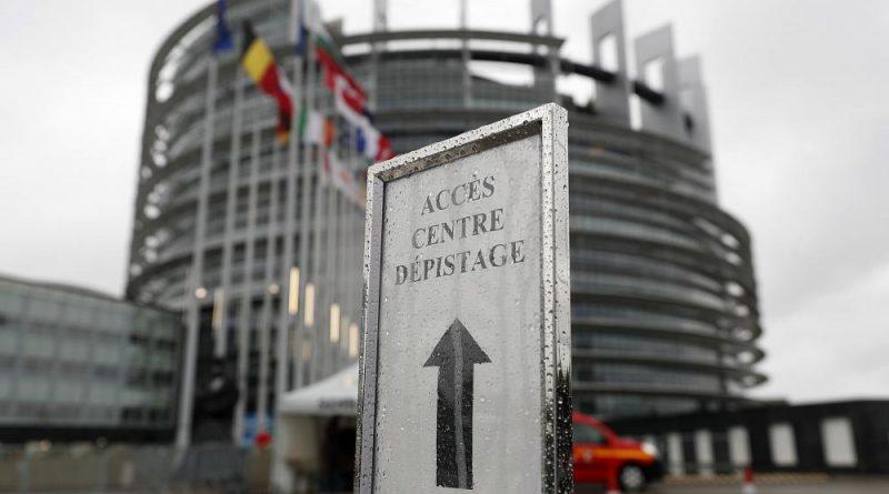 Covid 19 altera agenda do Parlamento Europeu