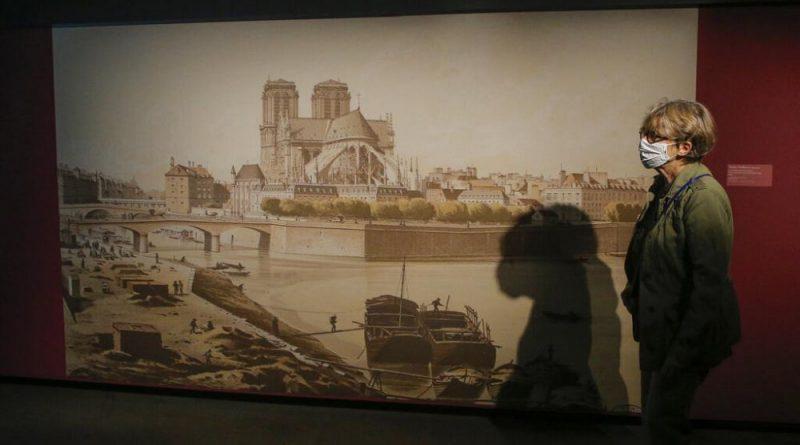 Cripta da catedral de Notre Dame reabre ao público