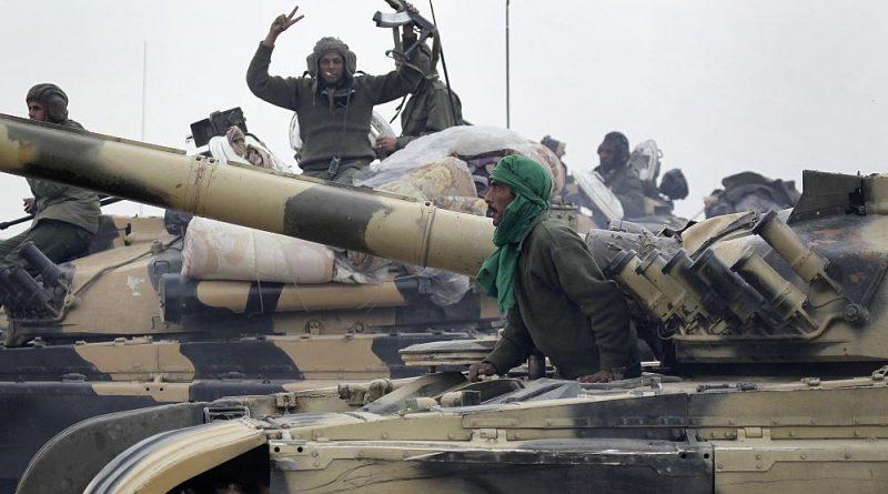 Fações líbias entendem se quanto à reconstrução institucional do país
