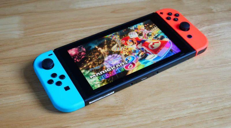 Falta pouco para o Nintendo Switch chegar ao Brasil