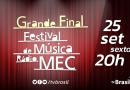 Festival de Música Rádio MEC anuncia vencedores hoje