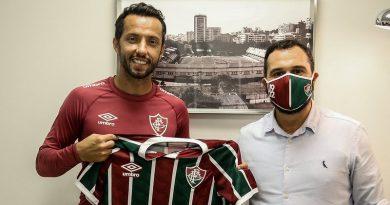 Fluminense acerta renovação de contrato de Nenê