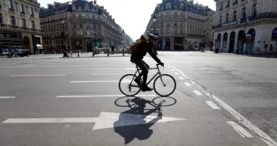 França tem mais de 10 mil novos casos de Covid 19 em um dia