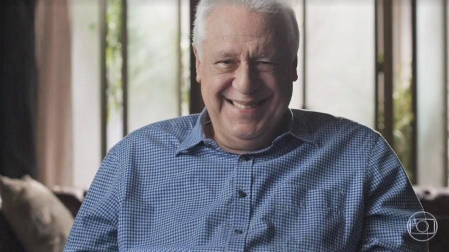 Globo encerra contrato com o ator Antônio Fagundes após 44 anos