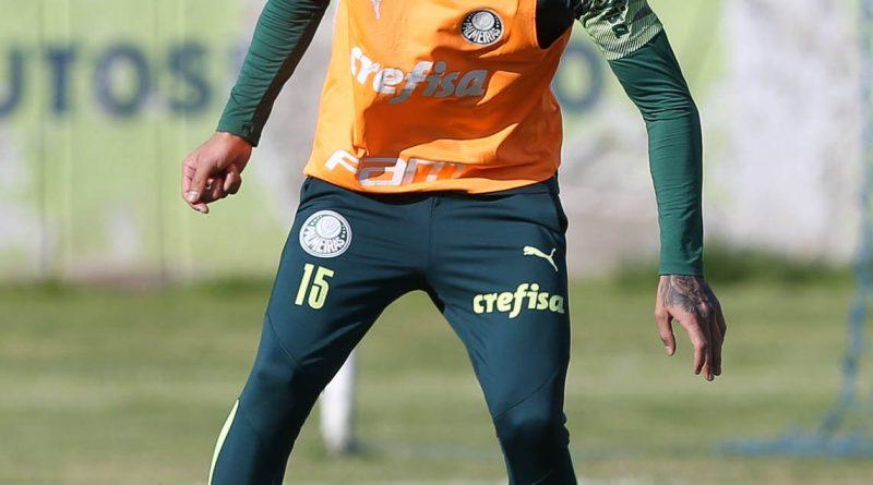 Gustavo Gómez indica como Palmeiras deve jogar na altitude de La Paz