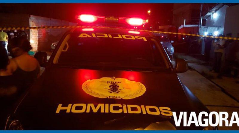 Homem é assassinado a tiros na zona Leste de Teresina
