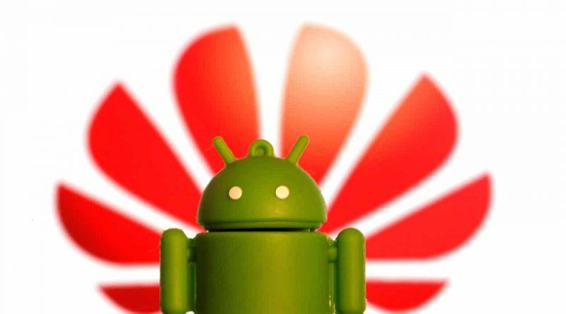 Huawei prepara 'adeus' ao Android em 2021
