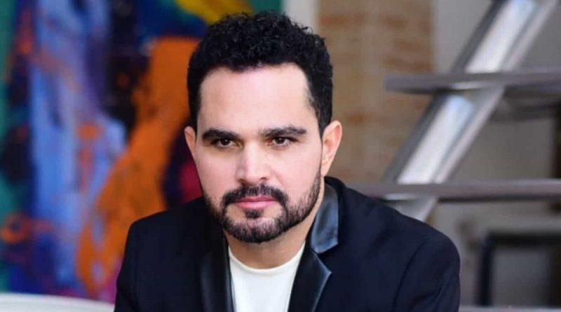 Luciano Camargo prepara primeiro disco solo gospel em homenagem à mãe
