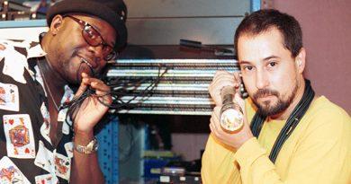 Deck lança documentário com bastidores das gravações de Marcelinho da Lua e Mad Professor