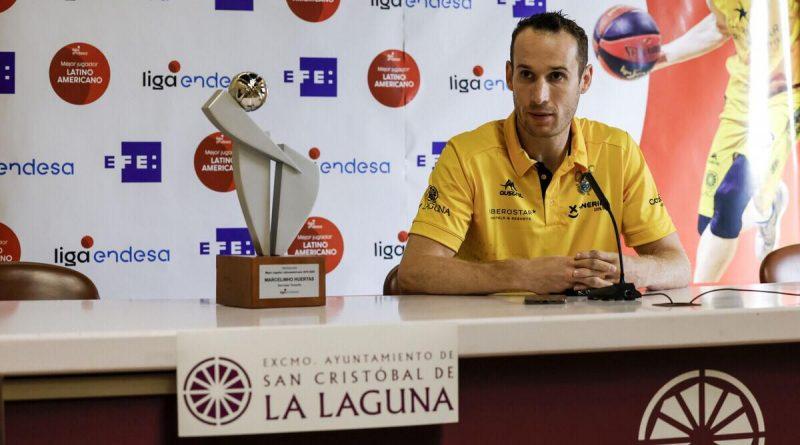 Marcelinho é eleito o melhor jogador latino americano na Liga Espanhola de basquete