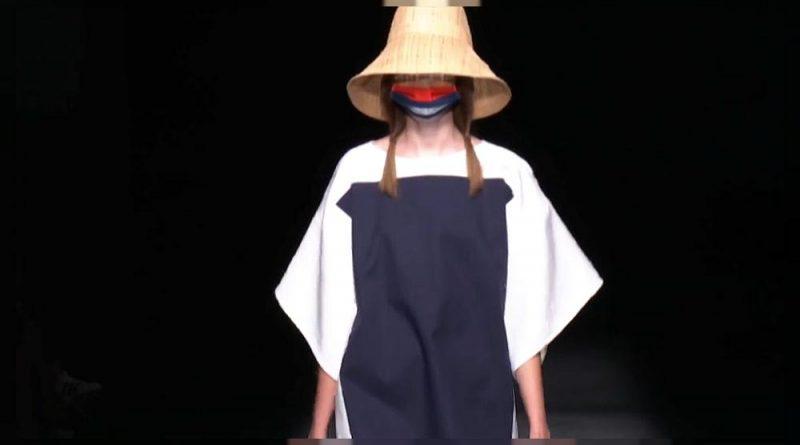 Máscaras tomaram de assalto Semana da Moda de Madrid