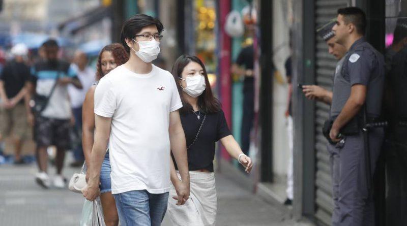 Ministério registra mais 504 novas mortes por coronavírus