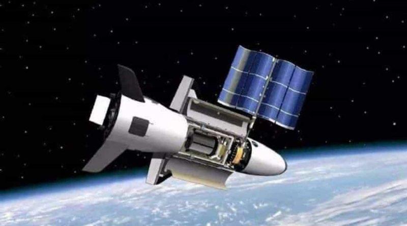 Misteriosa aeronave espacial da China está regressando à Terra
