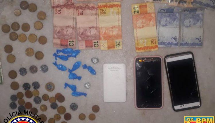 Mulher é presa por tráfico de drogas em Coelho Neto