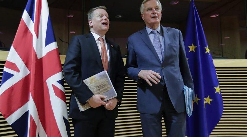 Negociações UE   Reino Unido: Capítulo 8
