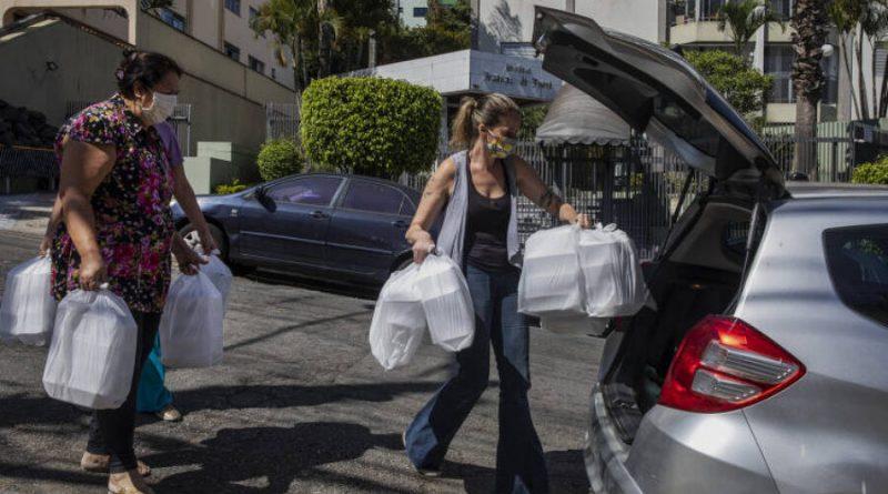 ONG doa alimentos para mais de 2 milhões de brasileiros