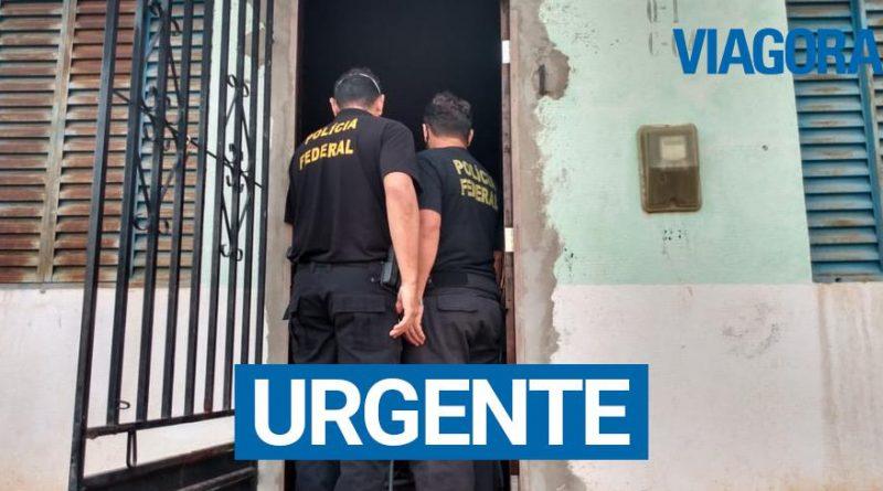 PF deflagra operação contra crimes no sistema previdenciário do Piauí