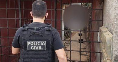 Polícia Civil prende assaltantes de grupo que praticava roubo de casas