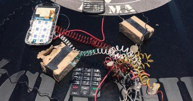 Polícia Militar desarma bomba deixada em pista de aeroporto em Caxias