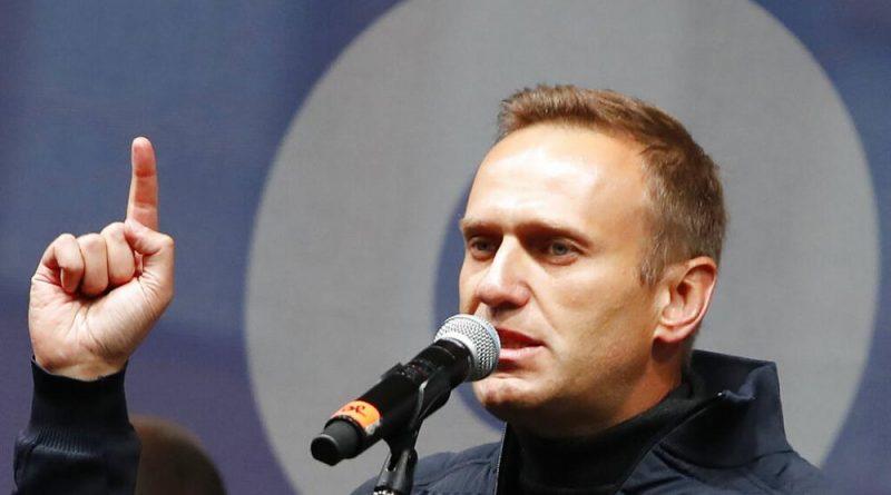Polícia russa pede informações do caso Navalny