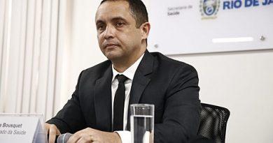 Rio de Janeiro perde o terceiro secretário de saúde durante a pandemia