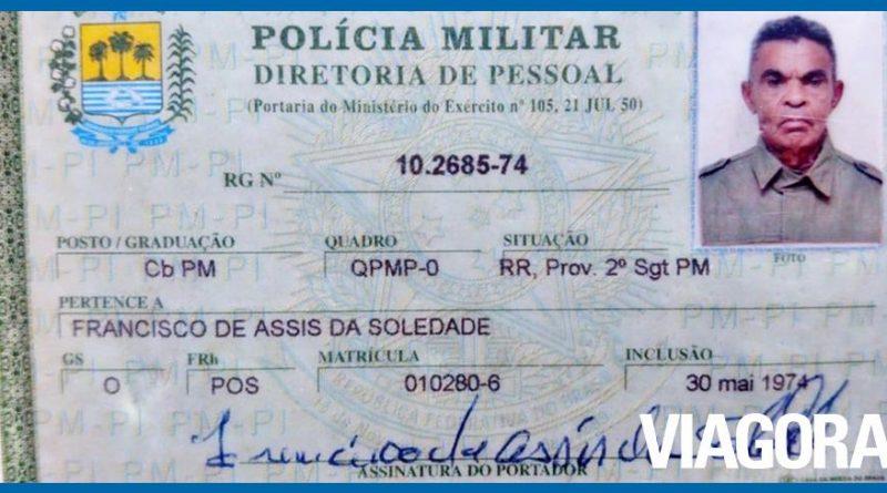 Sargento aposentado da PM PI e esposa são assassinados em Timon