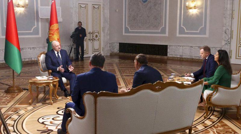 """""""Se a Bielorrússia cair, a Rússia será a próxima"""""""