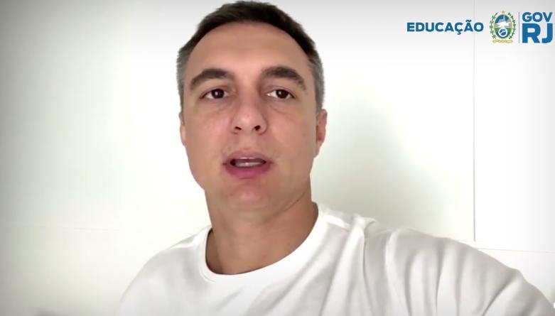 Secretário de Educação do RJ é preso