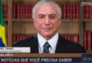 Temer: Bolsonaro 'fez muito bem' ao evitar redução de valores de benefícios