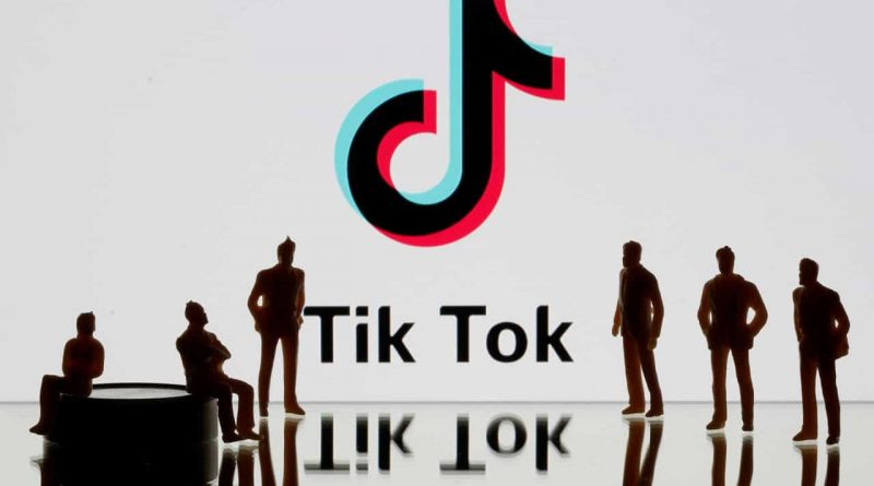 TikTok está banindo contas para impedir divulgação de vídeo