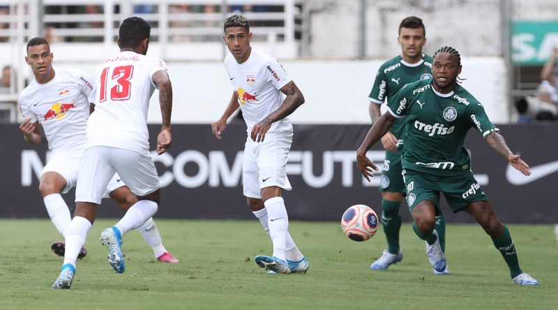 Veja quanto Palmeiras e Red Bull Bragantino mudaram desde o duelo pelo Paulista