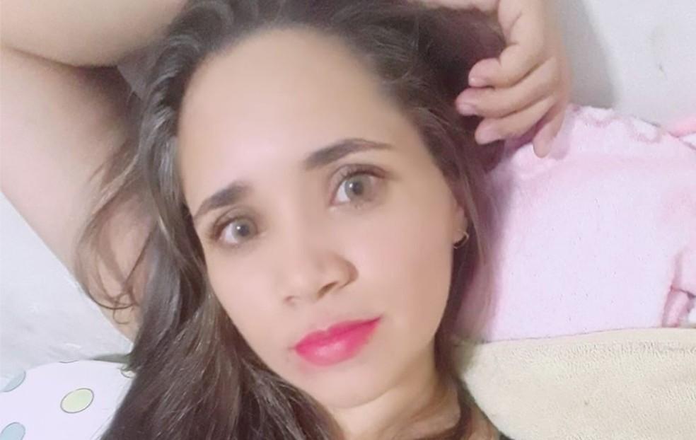 Vítima Silvana de Oliveira