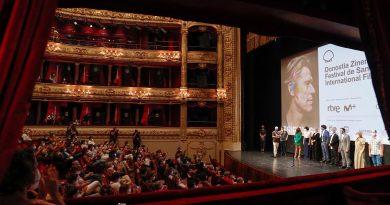 Woody Allen abriu 68ª edição Festival de cinema de San Sebastian